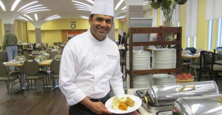Chef Hari Nayek