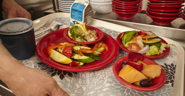 24-Hour Room Service Helps Hospital Score Big With Press Ganey