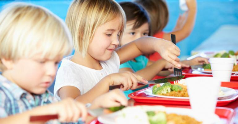 'Sad to See Feeding Kids Such a Politically Charged Issue'