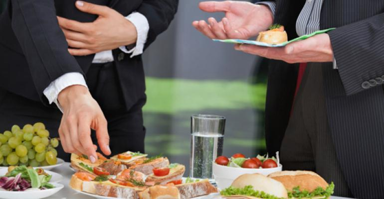 How Smaller Foodservice Management Companies Can Thrive Food