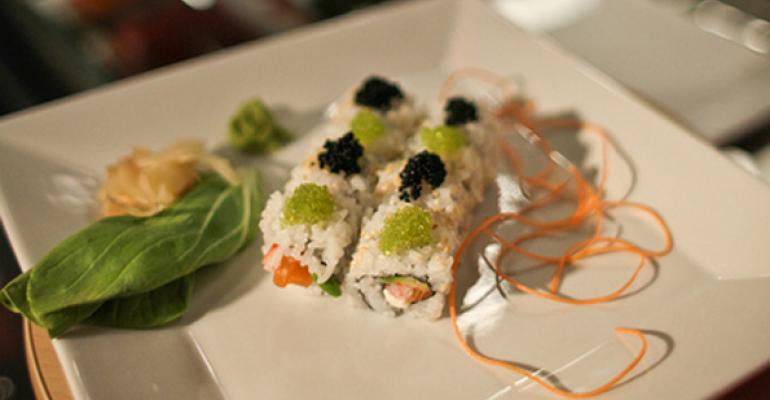 Q&A with Master Sushi Chef