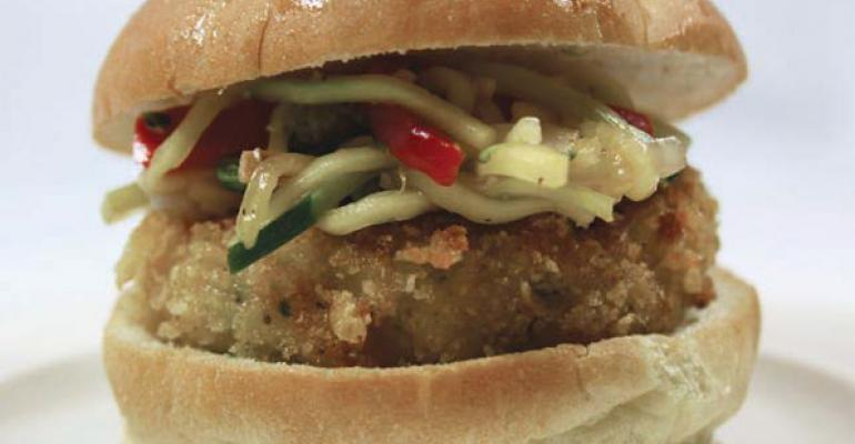 Sandwich of the Month: The Northeast Slider
