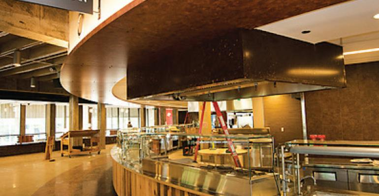 Best Renovation: Hampshire Dining Commons, University of Massachusetts at Amherst