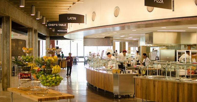 Renovated UMass Dining Commons Gets LEED Gold Certification