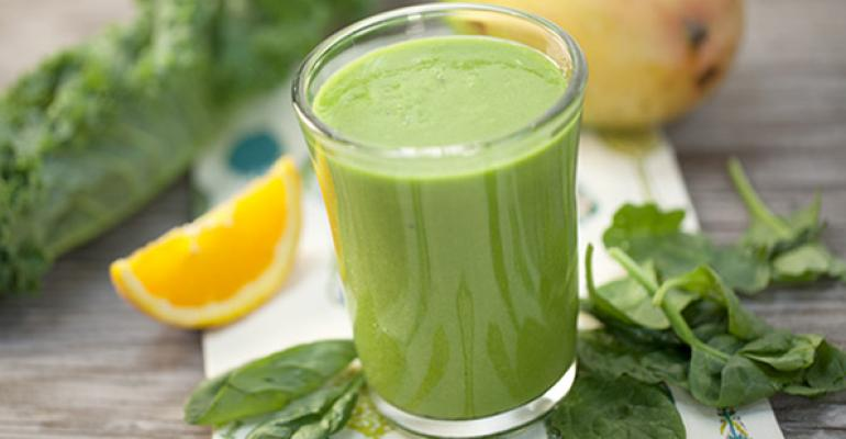 The Green Monster Smoothie