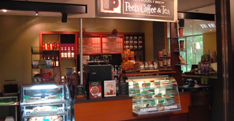 First Atlanta Area Peet's Opens at Emory University