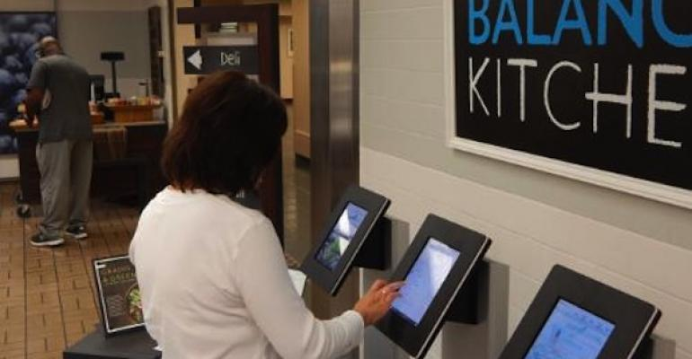 New NIH Cafe Includes Eurest Balanced Kitchen Concept