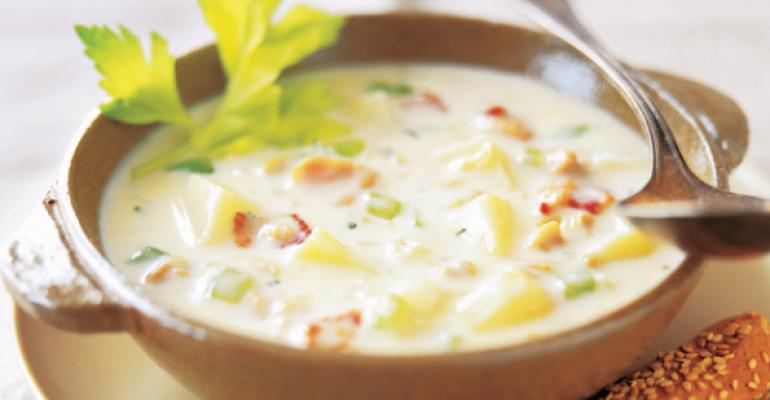 Under the Spell of Fall Soups