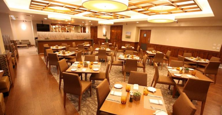 USC Opens Full-Service Campus Restaurant