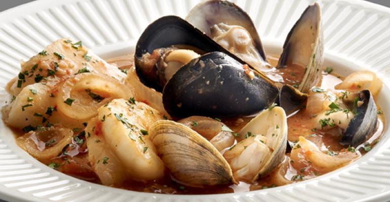 Catalan Seafood Stew