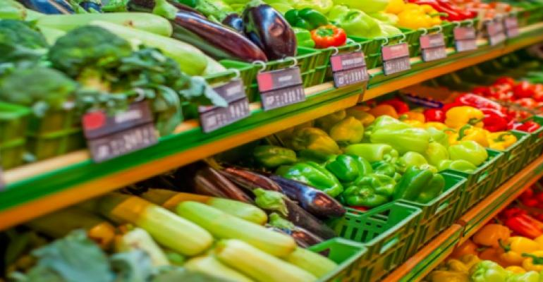 Fresh produce will be included in the array of grocery products available for online purchase to the Ashaland community