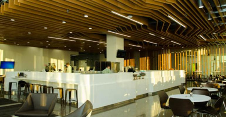 Guckenheimer is one of the countryrsquos largest providers of onsite dining services to highend corporate clients