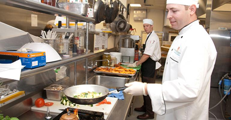 The dining operation at the threehospital Baton Rouge General system implemented a new patient dining program based on healthier choices from HHS Culinary amp Nutrition Services