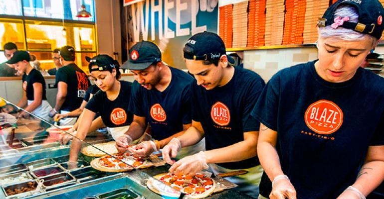 Lessings recently inked a deal with West Coast based Blaze Pizza to bring the chainrsquos brand to its operations in the Northeast