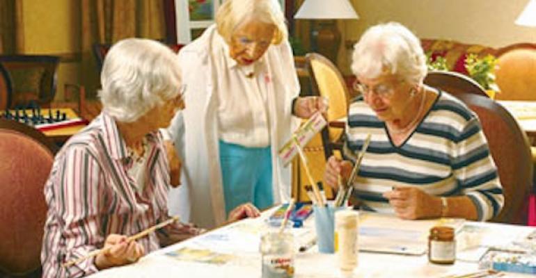 Senior Living Chain Struts its Culinary Chops