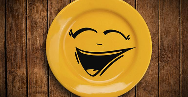 5 Things: Emoticons on Food Labels and a College's Straw Controversy