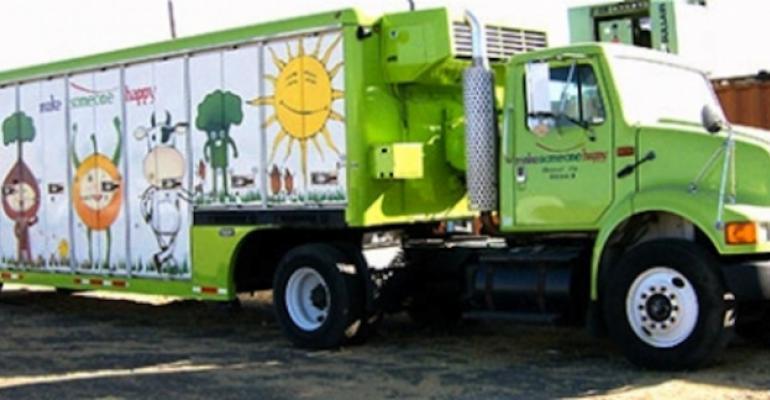 """Mobile Farmers Market"" Rolls Onto UC-Merced Campus"