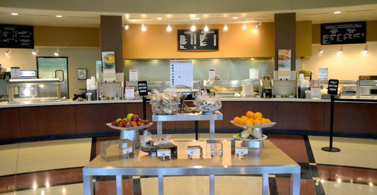 TrustHouse operates dining for more than 600 clients across multiple segments primarily eldercare corrections higher education and K12