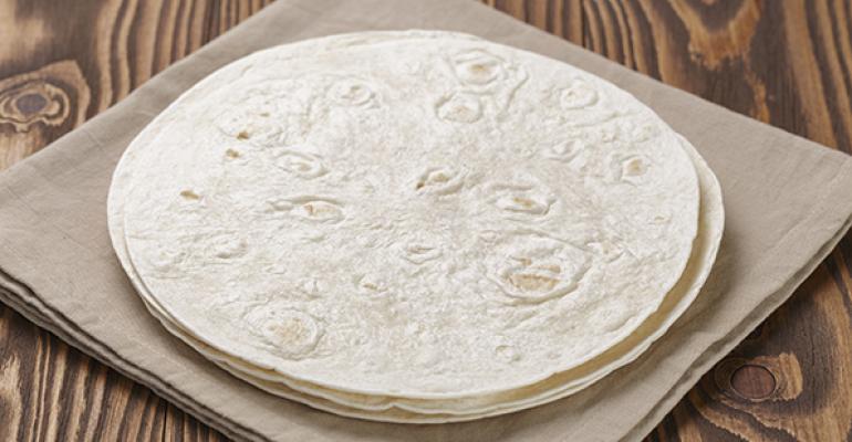 3 Quick Bites: A tortilla that doubles as a record album