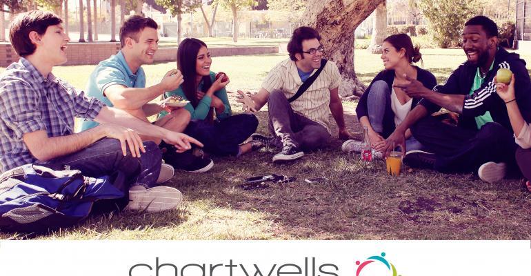 Chartwells takes aim at Gen Z