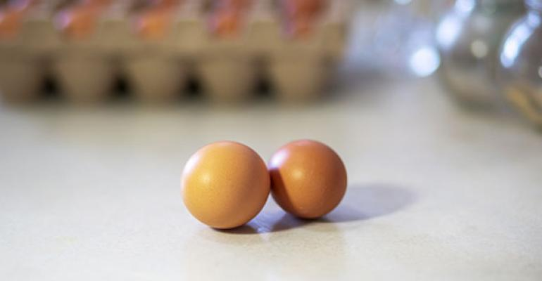 "Healthcare operators on ""egg-onomics"""