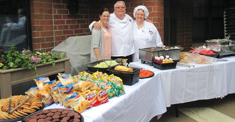 Mise en Place: Senior dining grows up and food as art