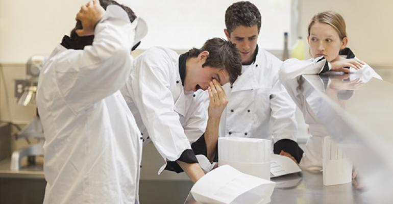 5 things: School foodservice workers need training, study finds