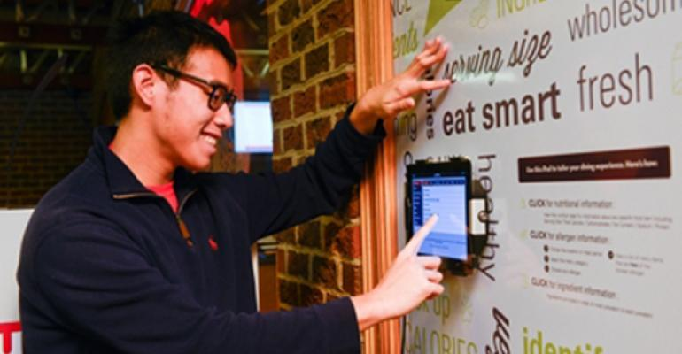 Making Campus Dining Allergy Friendly