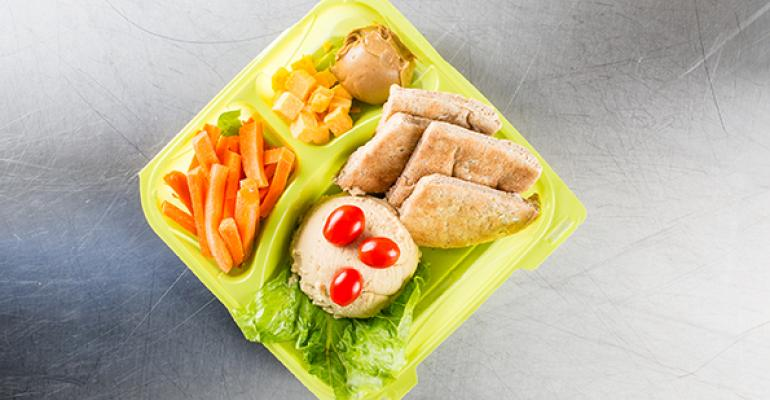 Protein power pack Dallas ISDrsquos newest innovation is the Smart Box a reimbursable meal neatly contained within one ecofriendly package The district hopes the box will attract students who were bringing their lunches from home