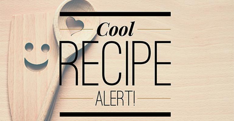 Cool Recipe Alert: Roasted Corn and Black Bean Burger