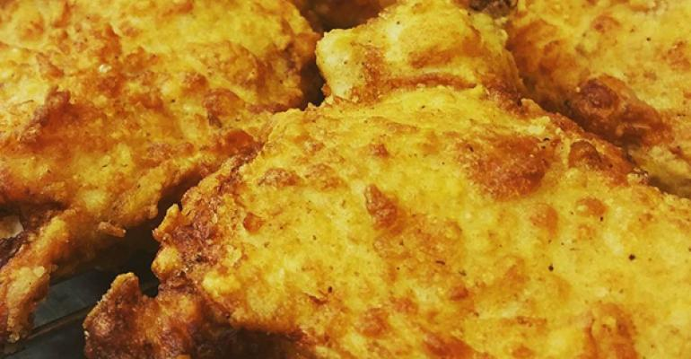 Ernest Servantes Fried Chicken