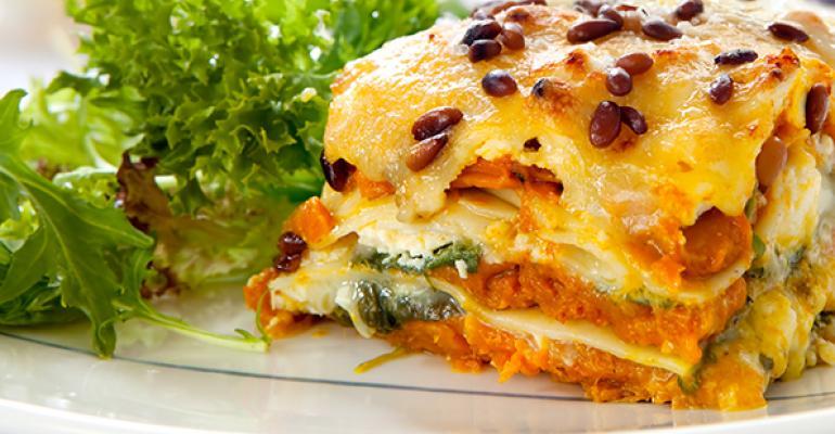 Harvest Lasagna
