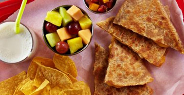 Quesadilla for Kids