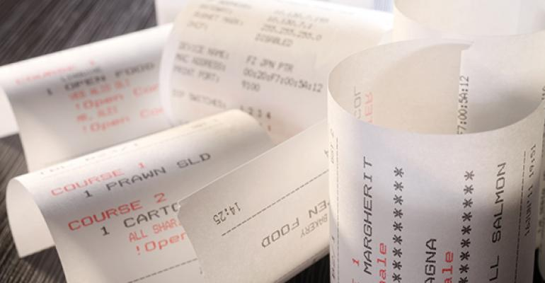5 things: College ditches paper receipts and student arrested in dining hall