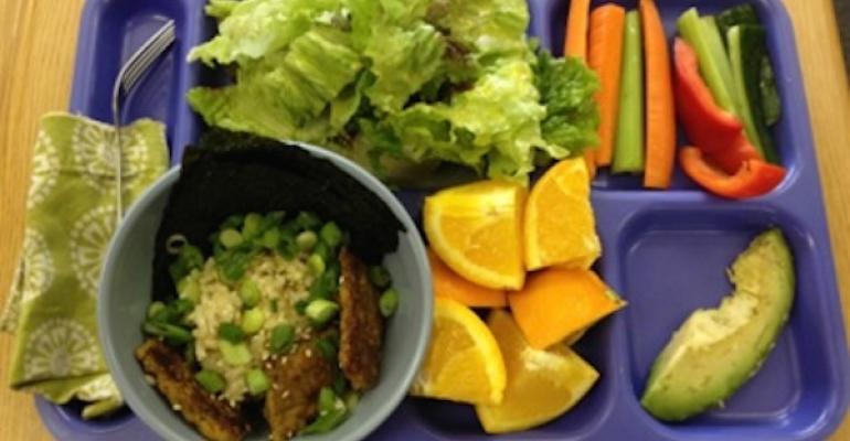 Five public school districts earn Golden Carrots