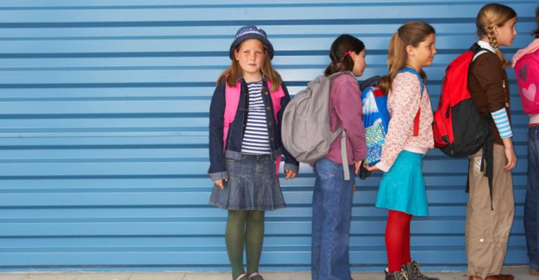 5 things: School punishment forces children to the back of lunch lines