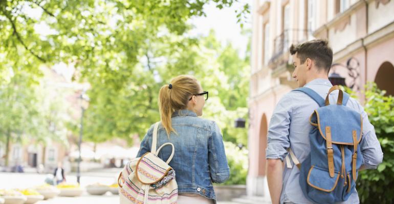 Survey: Health/wellness major factor in teens' college choice