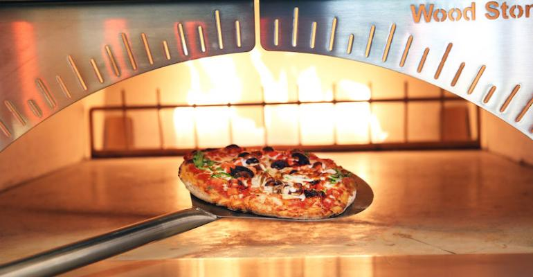 The highly popular hearth oven baked pizzas from University of Georgia39s Niche residential dining center will soon be available from a retail outlet branded for the purpose