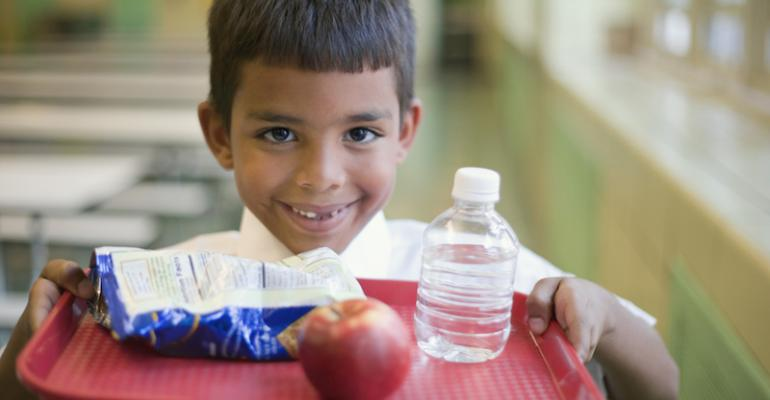 Study: USDA regs prompt healthier school meal choices; don't hurt participation