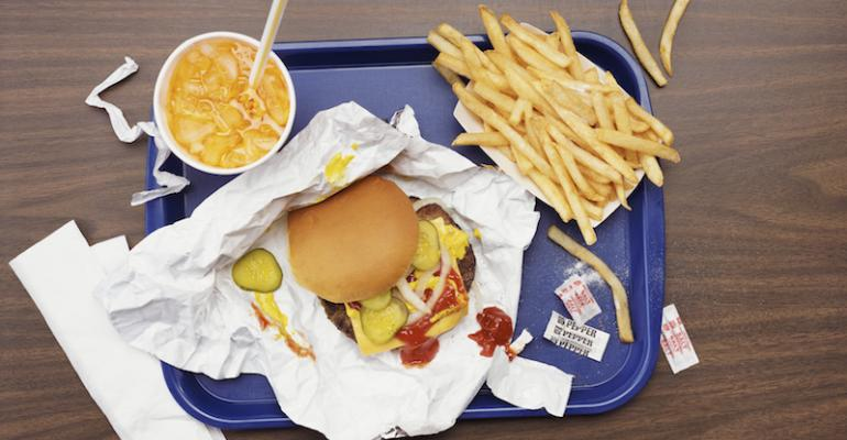 Advocacy group's report slams hospital fast food units