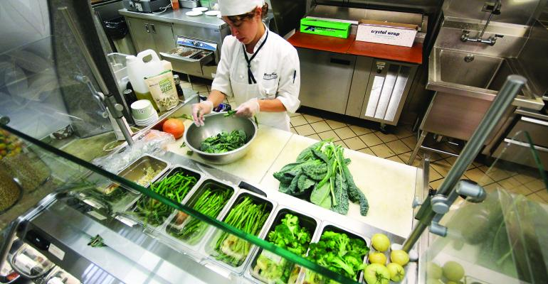 Henry Ford Health System has spent over a decade formulating a database of recipes that have been tested documented and formulated to maximize both flavor and nutrition