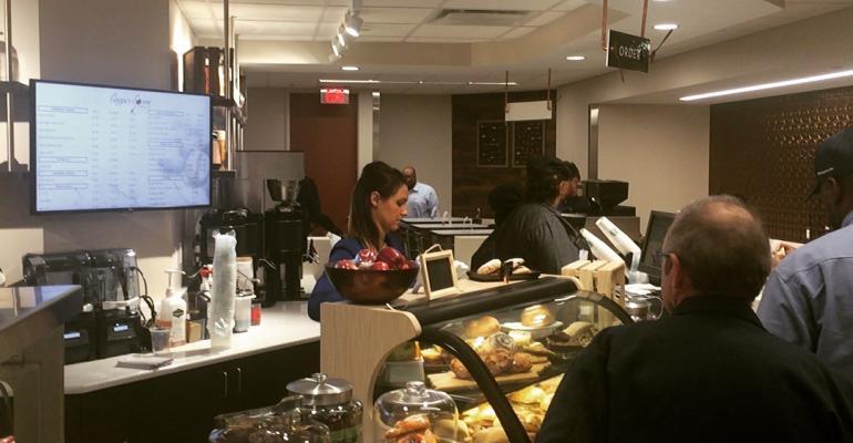 Coffee shop concept a flexible addition to Morrison's brand portfolio