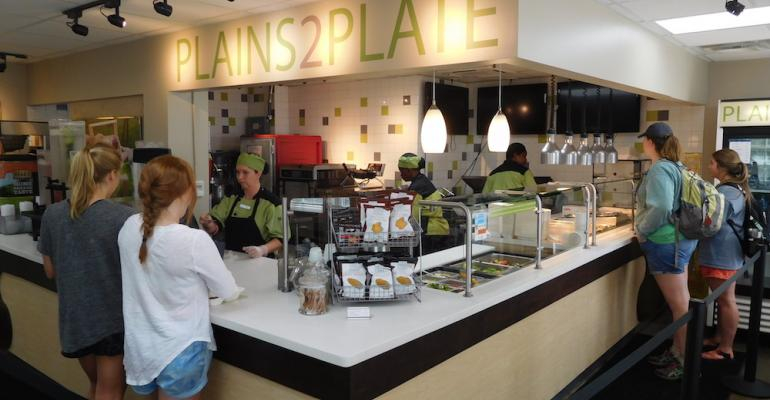 Auburn39s Plains2Plate retail eatery was recently certified as all glutenfree