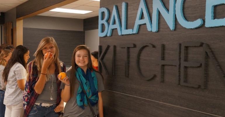 Retail makeover boosts high schools' participation 22 percent