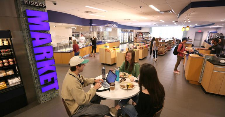 Dining venue facilitates living and learning environment at Vanderbilt
