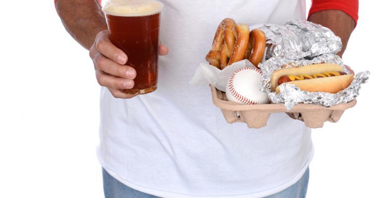 Report: Convenience factors hamper sports concessions sales