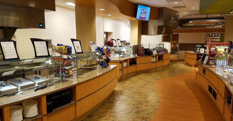 New café boosts retail business for Iowa hospital