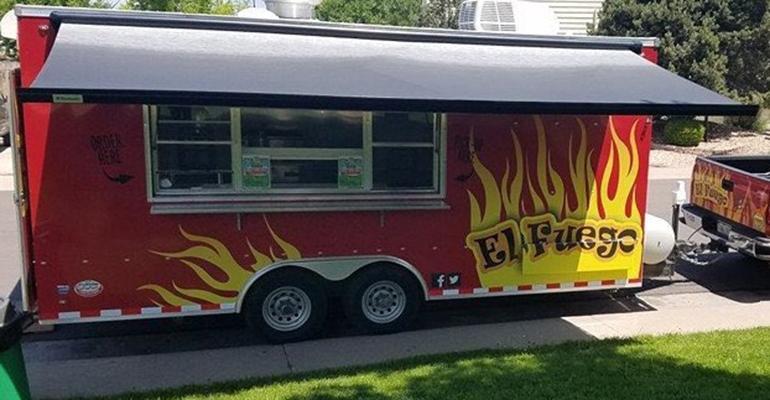 El Fuego food truck