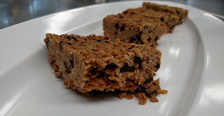 Cool recipe alert: Superfood chia granola bar