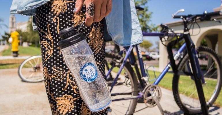 Innovative Refill Program helps USD save water and money